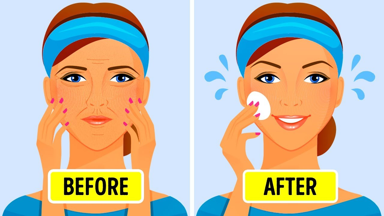 8 Fast Beauty Hacks for busy people!