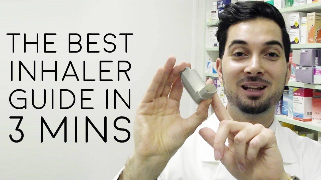 how to use proventil inhaler