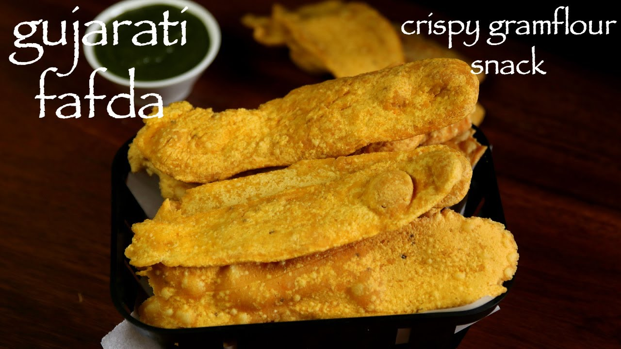 fafda recipe   fafda gathiya recipe   how to make gujarati ...
