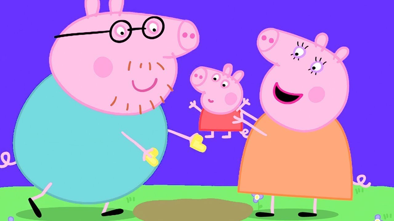 When Peppa Pig Was A Baby Pig Peppa Pig Official Channel Bizimtube Creative Diy Ideas Crafts And Smart Tips