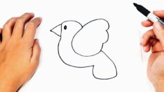 Ramadan Drawing For Beginners Eid Mubarak Drawing With Pencil Sketch