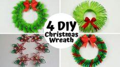 10 Diy Christmas Christmas Crafts For Kids 5 Minute Crafts Christmas