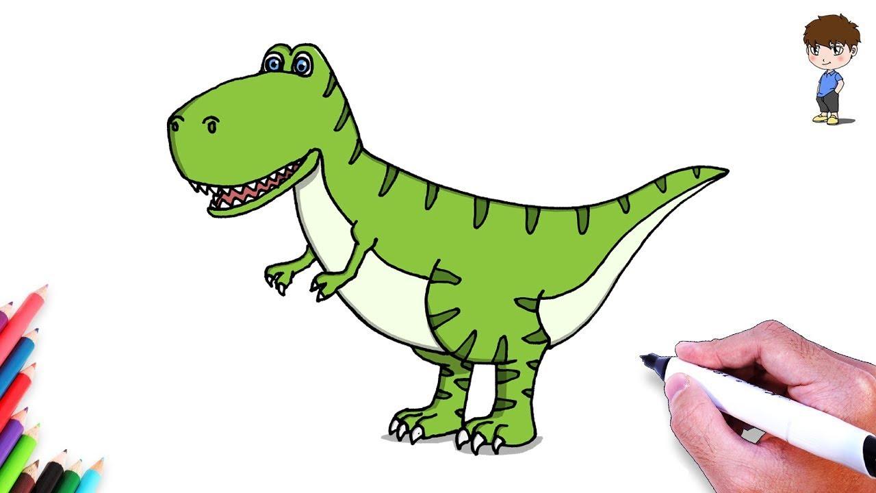 Como Dibujar Un Dinosaurio Kawaii Paso A Paso Dibujos Para Dibujar Dibujos Faciles Bizimtube Creative Diy Ideas Crafts And Smart Tips Estos son los dibujos kawaii para colorear más bonitos y fáciles de hacer que vas a encontrar en este 2021. como dibujar un dinosaurio kawaii paso
