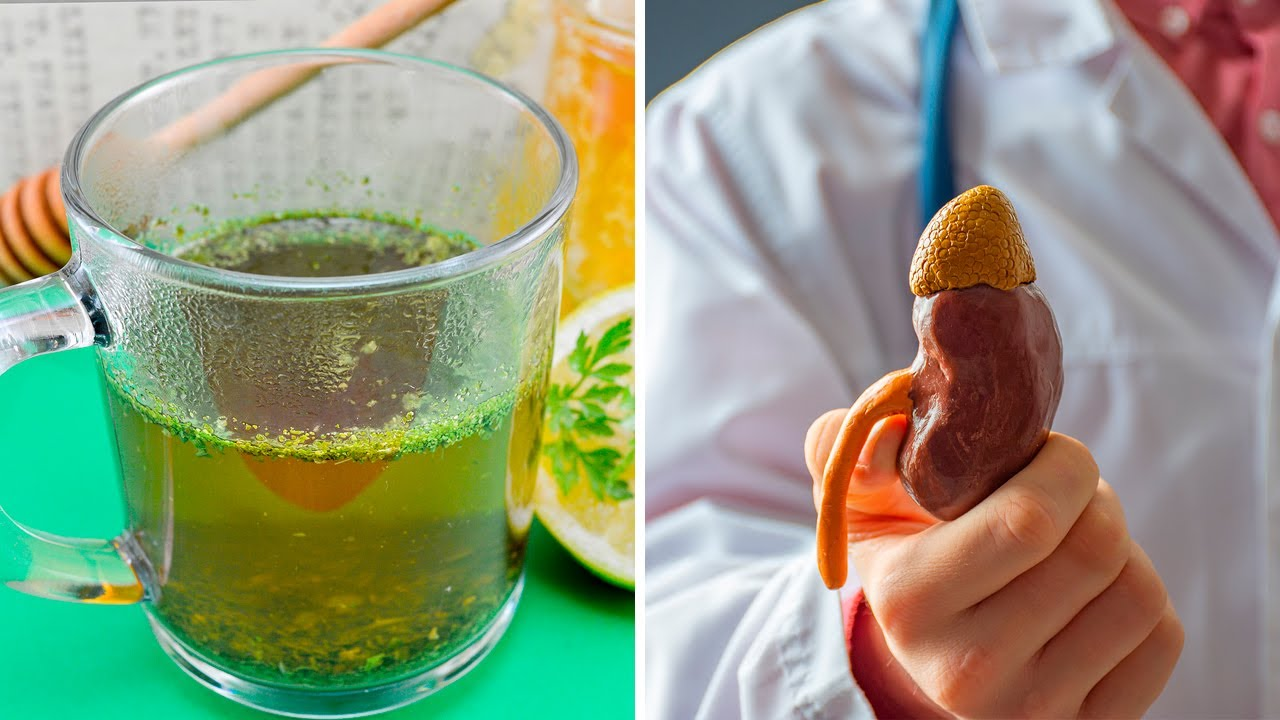 This New Drink Promises to Detoxify your Kidneys